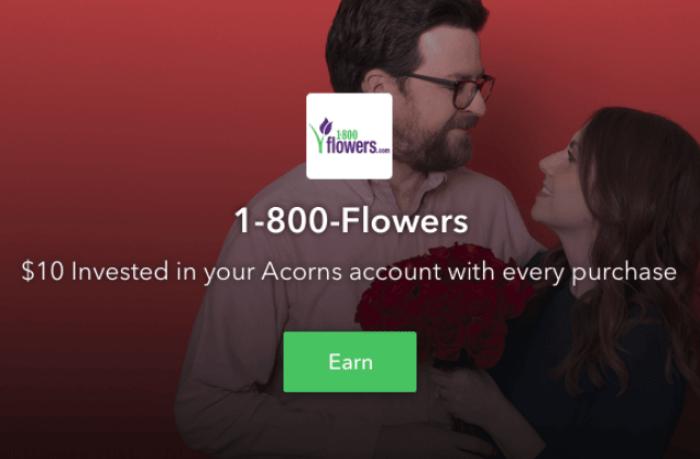 acorns 1800Flowers