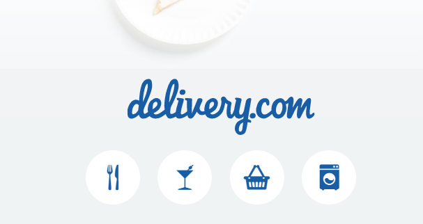 points with delivery.com