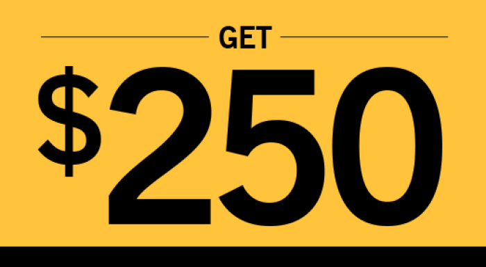 NYCB $250 Business Checking Bonus