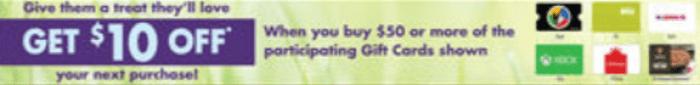 Smart&Final gift card deal
