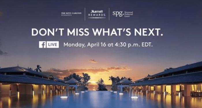 Marriott/SPG Announcement
