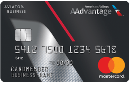 Barclays AAdvantage Aviator Business 50K bonus