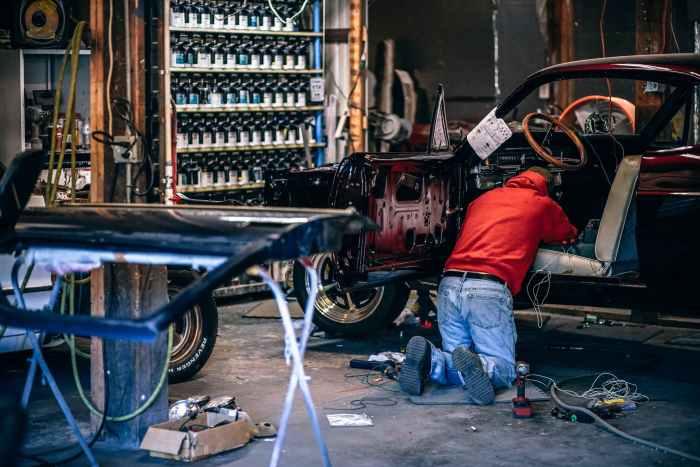 Automotive Parts Settlement
