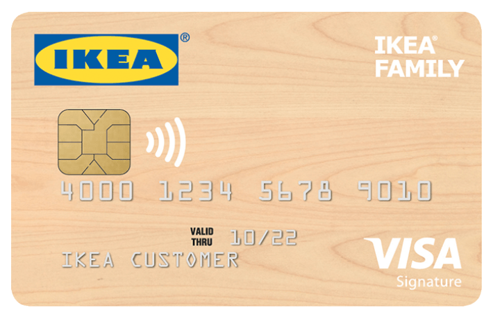 New IKEA Visa Credit Card from Comenity Capital Bank - Danny the ...