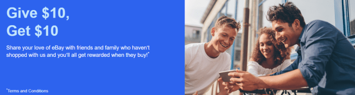 eBay Referral Bonus