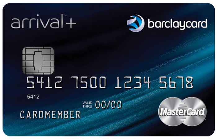 barclaycard arrival plus waived fee