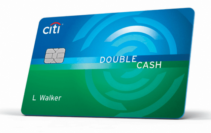 Citi Double Cash gift cards