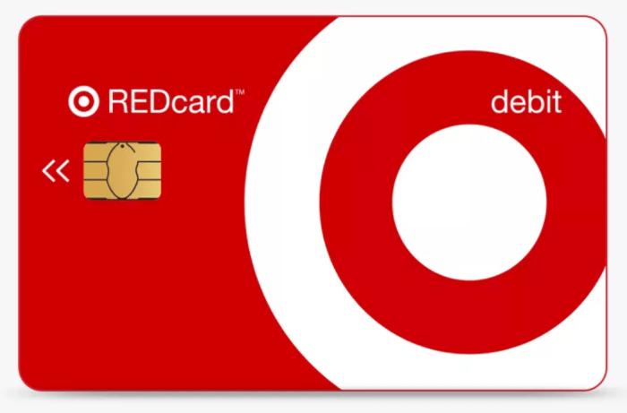Target Debit REDcard offer