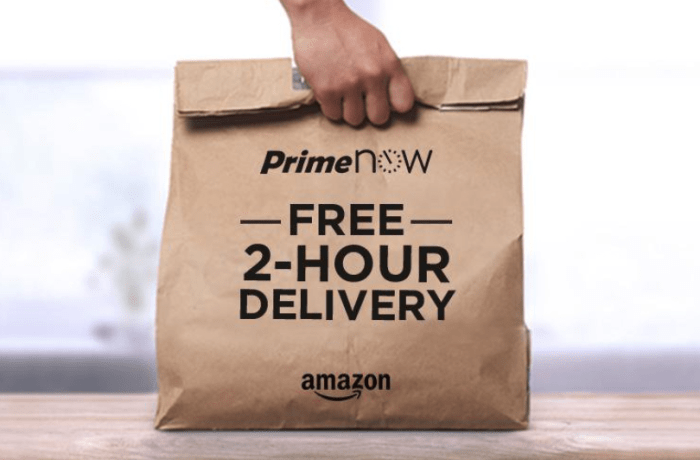 Whole Foods Free 2-Hour Delivery