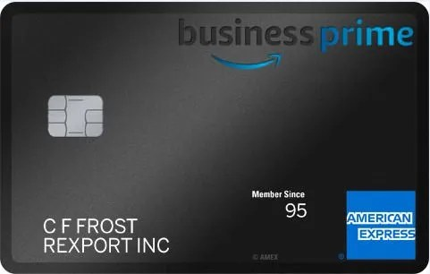 Amex amazon business cards coming soon images leaked danny the amex amazon card colourmoves