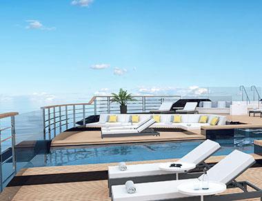 Pool (source: Ritz-Carlton Yacht Collection)