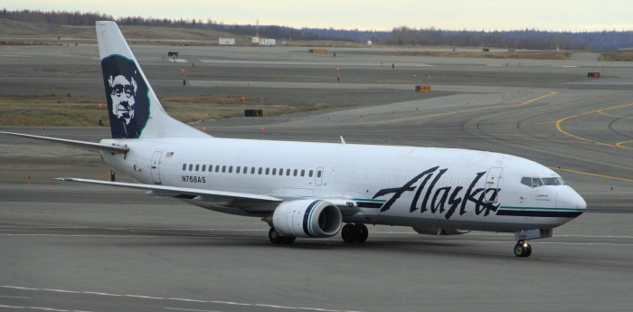 Alaska Airlines Oneworld Alliance