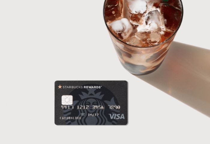 Chase Starbucks Card offer