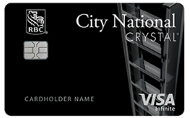 CNB Crystal Visa Infinite points devalued