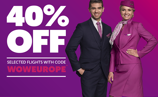 wow cheap fares to europe