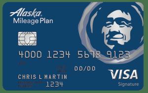 Alaska Airlines Card 67K Bonus