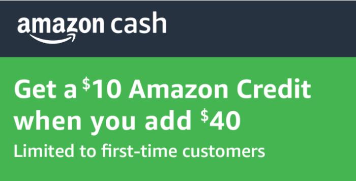 Amazon Cash bonus