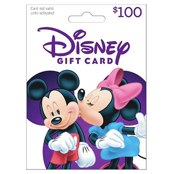 BJ's, Save 8% on Disney Gift Cards Plus 5X
