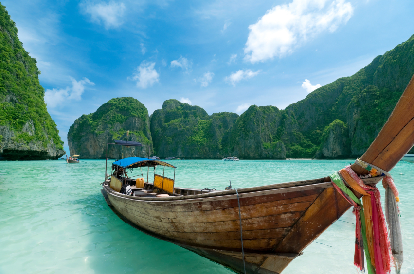 Airfare Deal! NYC to Phuket, Thailand from $439 Round Trip