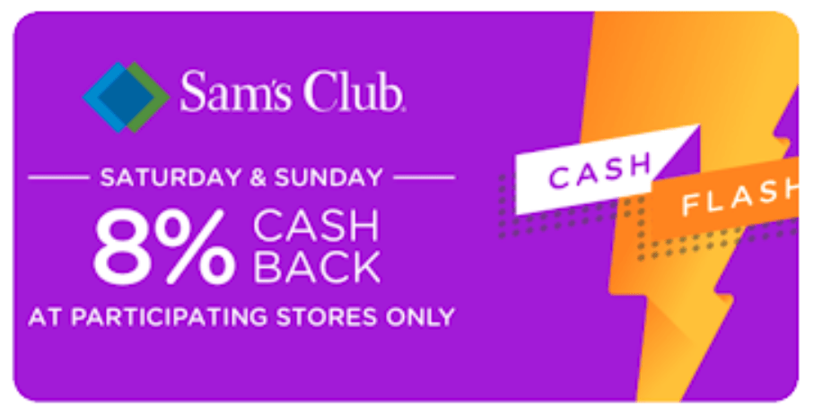 [Expired] Get 8% Back at Sam's Club This Weekend with Dosh App