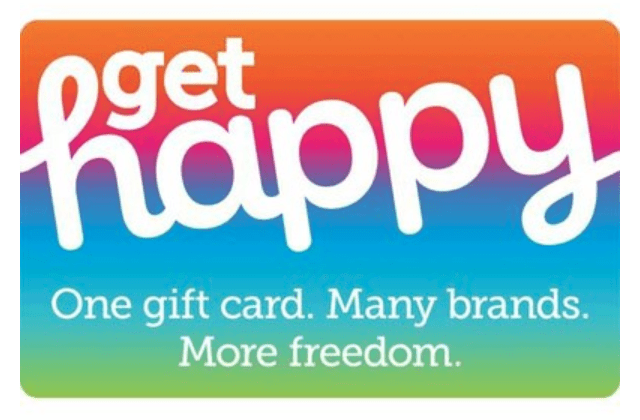 New Happy Gift Card Terms