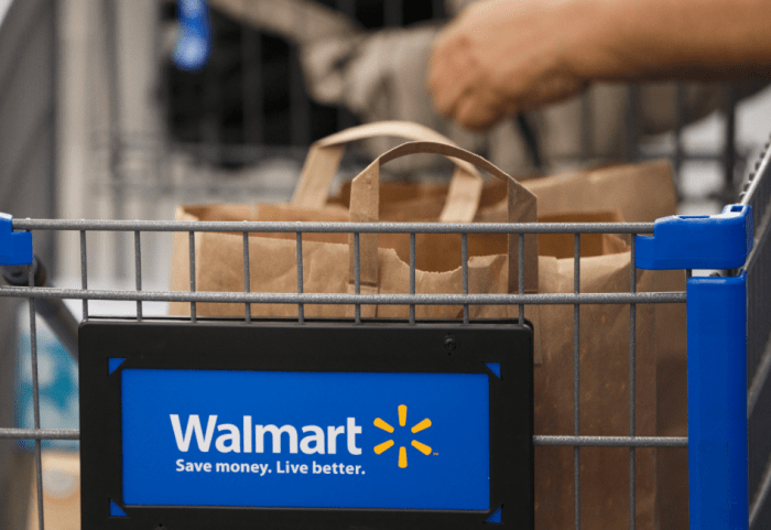 Walmart Sues Synchrony Financial