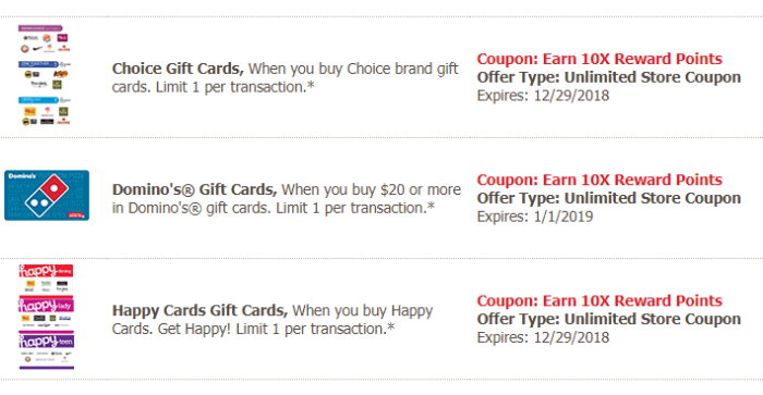 just4u happy gift cards