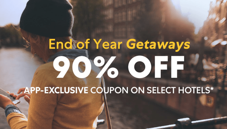 Expedia, Save 90% on Hotels and $100 on Flights (Starts at 12PM)