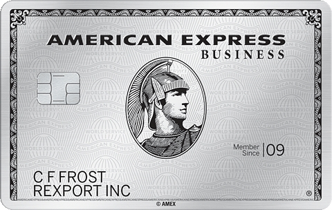 Amex Business Platinum Card Bonus