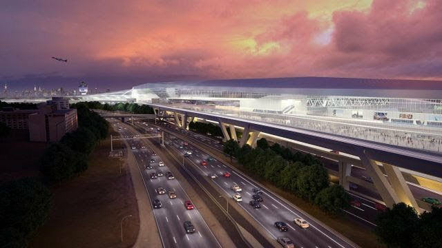 New LaGuardia AirTrain Could Break Ground in 2020