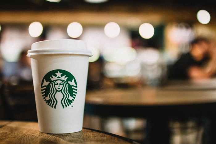 New Starbucks Rewards Program