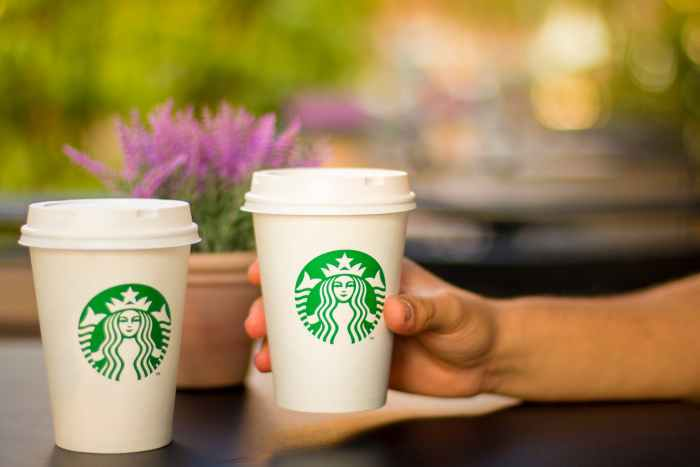 Chase Checking Starbucks
