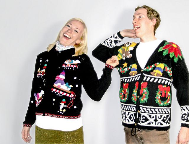 alaska ugly sweaters
