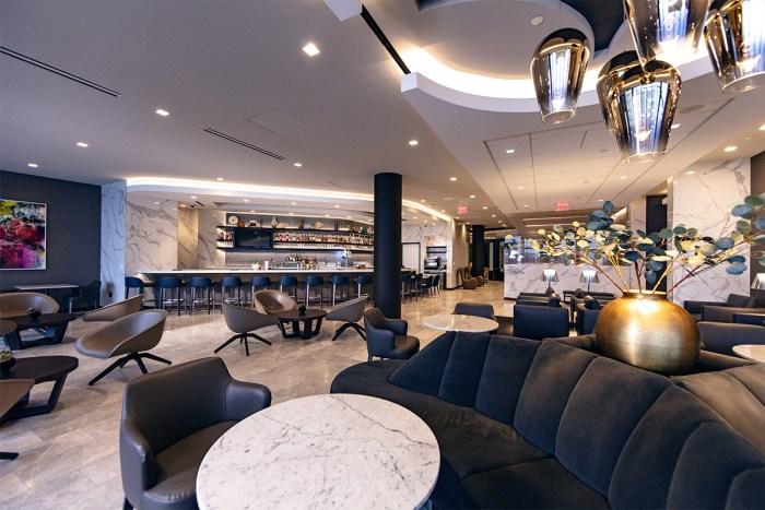 Polaris Lounge at LAX