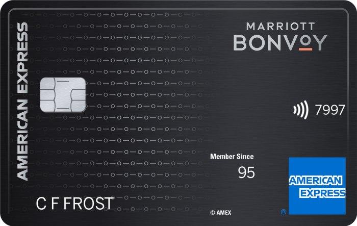 AmexMarriott Bonvoy Brilliant 100K Bonus