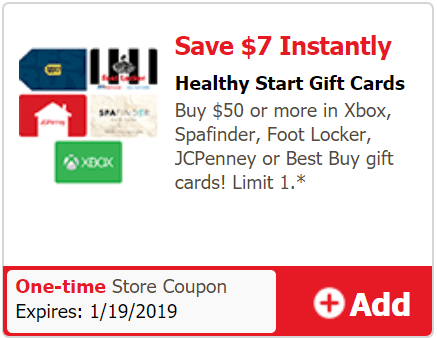 safeway gift card deal
