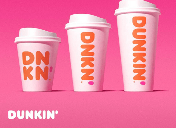 dunkin delivery