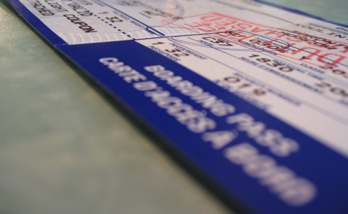 discounts with boarding pass