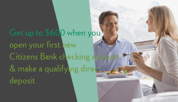 Citizens Bank Bonus