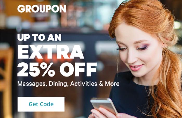 Groupon Discount