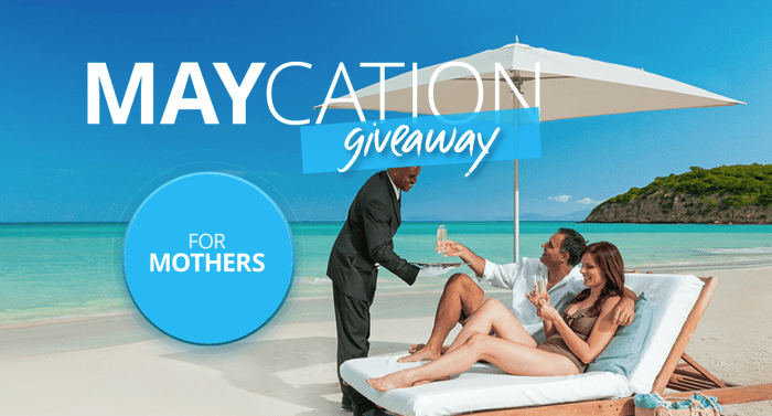 sandals resort free trips