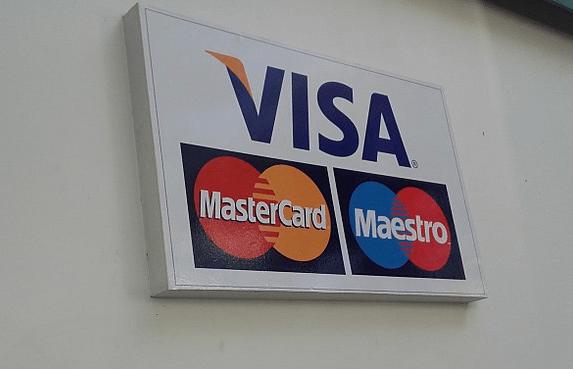 visa mastercard europe fees