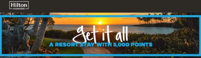 Hilton Promotion