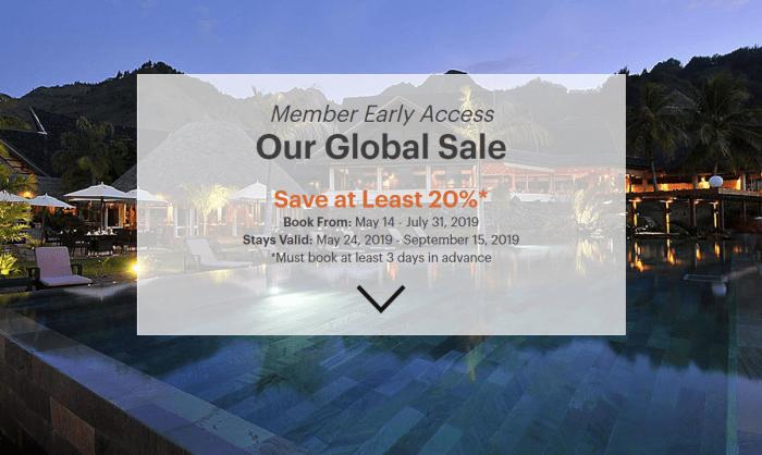 IHG Global Sale