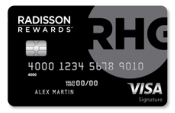 Radisson Rewards Visa Card 125K Bonus