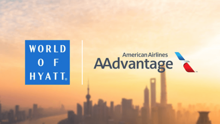 Earn AAdvantage Miles with Hyatt Stays