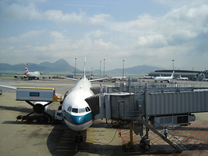 Cathay Pacific Awards Now Bookable Online with AA Miles