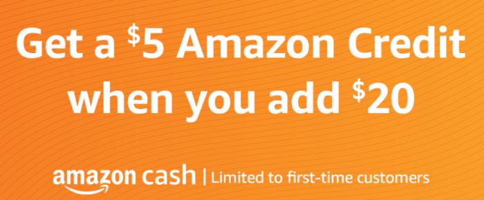 amazon cash offer