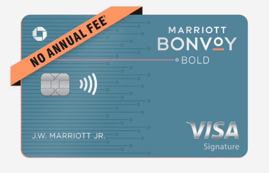 Chase Marriott Bonvoy Bold review