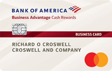 Bank of America Business Cash Rewards bonus